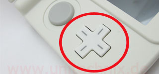 Steuerkreuz New Nintendo 3DS defekt Bild