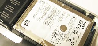 MacBook Festplatte Reparatur