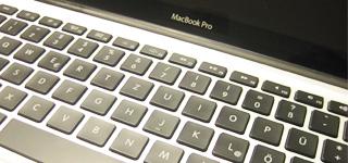 MacBook Tastatur Reparatur