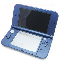 new nintendo 3ds xl reparatur. Black Bedroom Furniture Sets. Home Design Ideas