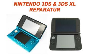Nintendo 3ds Reparatur Schnell Mit Garantie Bei Unitechnix