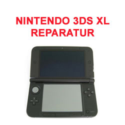 nintendo 3ds xl reparatur professionell schnell mit. Black Bedroom Furniture Sets. Home Design Ideas