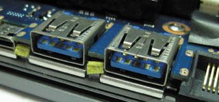 Laptop USB Buchse Reparatur