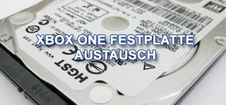 Xbox Series X Festplatte Austausch/ Reparatur