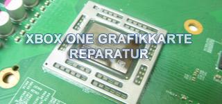 Xbox Series X Grafikkarte Reparatur