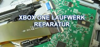 Xbox Series X Laufwerk Reparatur