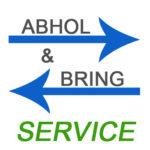 Abhol und Bring Service