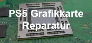 PS5 Grafikkarte Reparatur