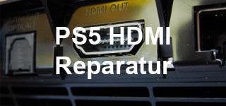 PS5 HDMI Reparatur