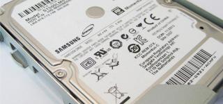 Festplatte PS4 Reparatur